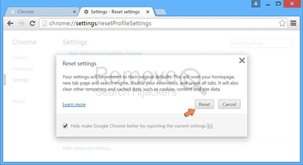 Remove InstallIQ Updater from Chrome
